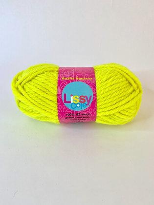 Waimarie (good fortune) - Neon Yellow