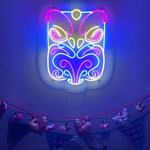 Neon Wheku Light: POA