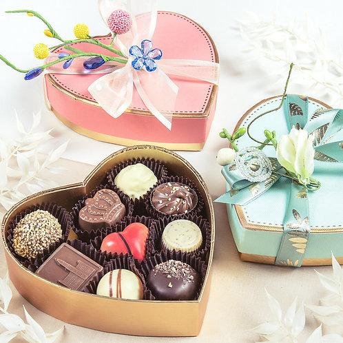 Lovely | Geschenkbox mit Pralinen