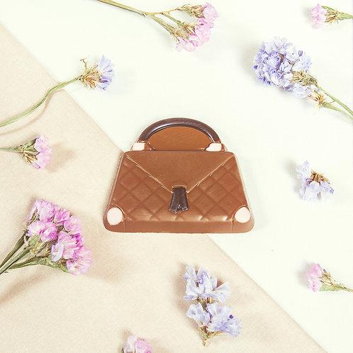 Handtasche aus Schokolade   ca. 25g