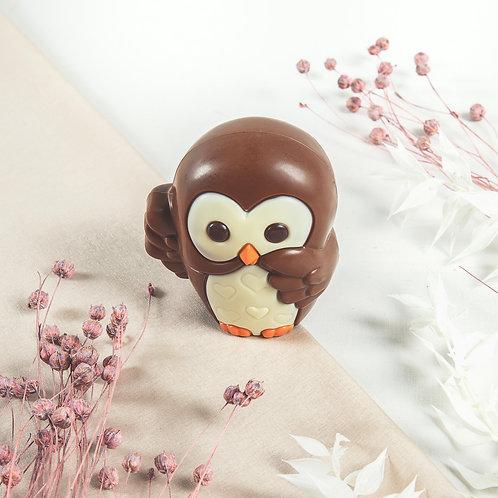 Happy Owl | Schokoladen-Eule | ca. 75g