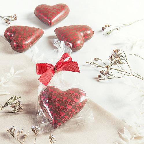 Hello Sweet Heart | Schokoladen-Herz | ca. 25g