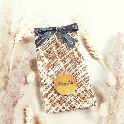 """Tafel DeLuxe """"Caramel & Cookie"""" (ca.90g)"""