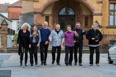 Blues Himmel Band
