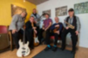 Blues Himmel Band 2