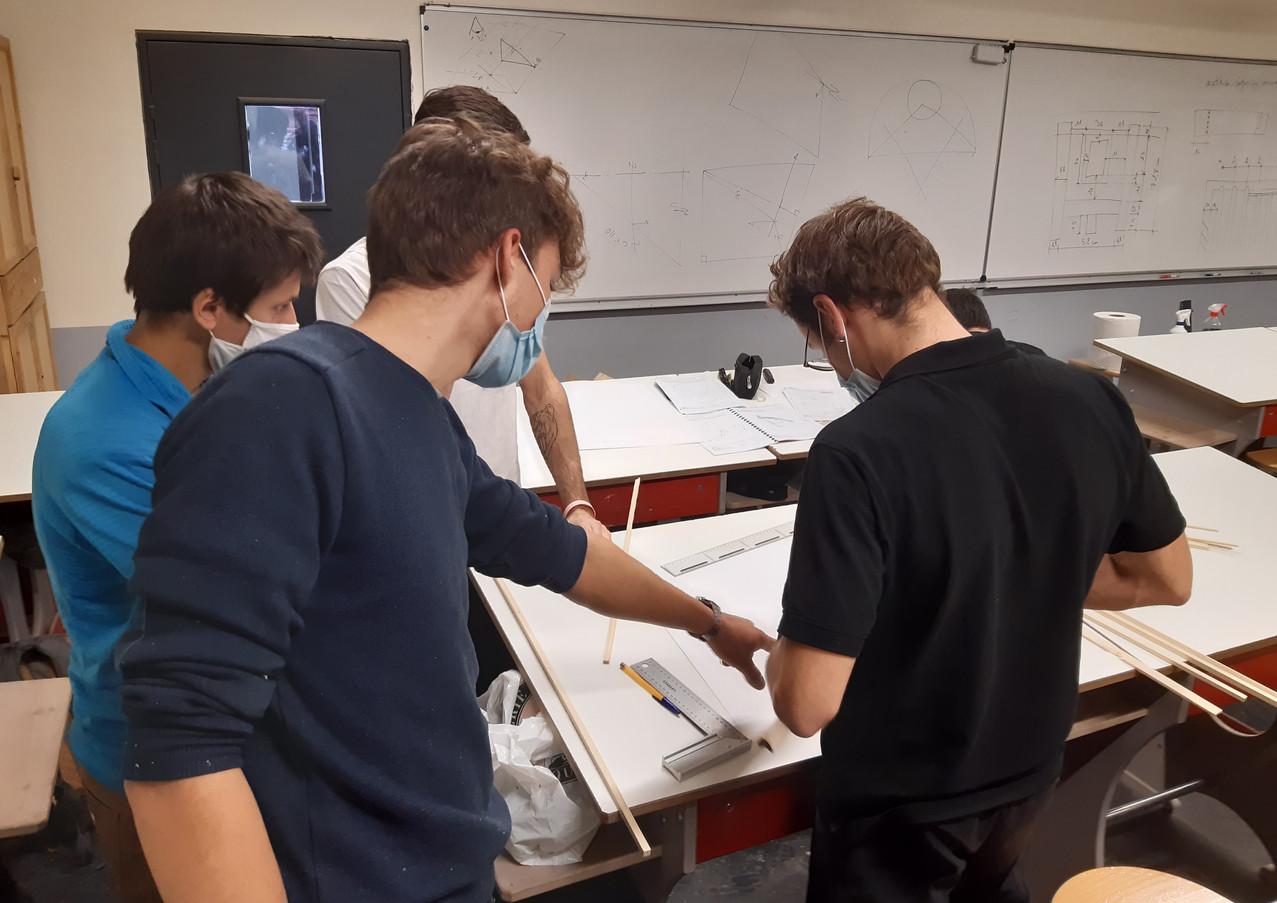 Copie de Atelier construction compagnons