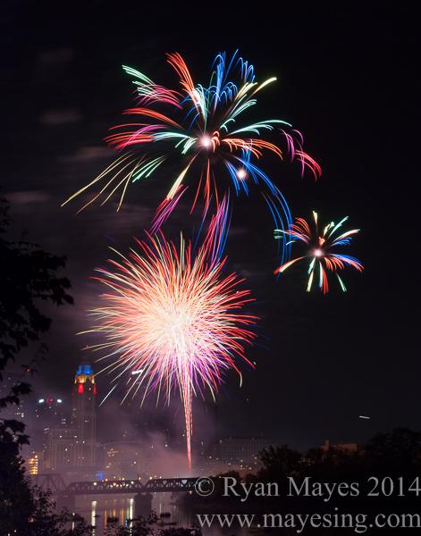 Buckeye Fireworks