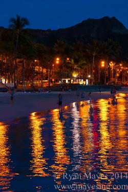 Reflections on Waikiki