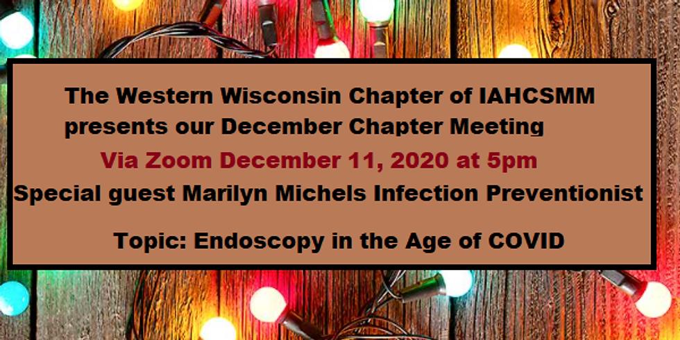 December 2020 Chapter Meeting