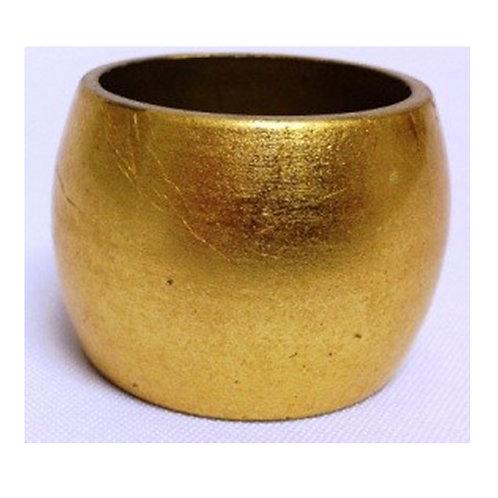GOLD SERVIETTE RING