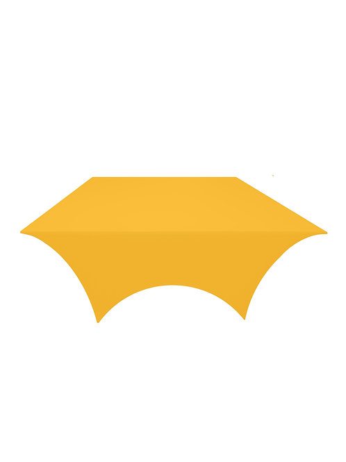 STRETCH SQUARE YELLOW