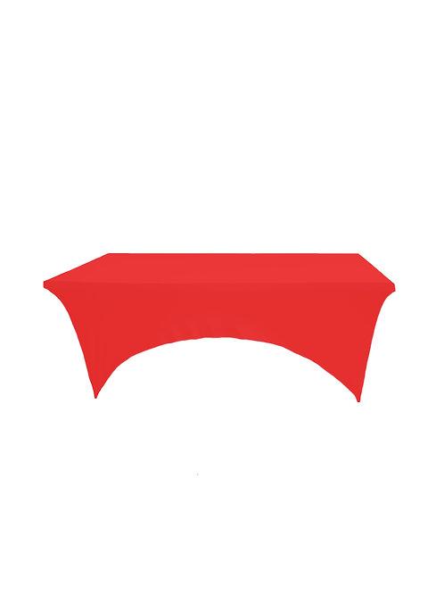 STRETCH RECTANGULAR RED