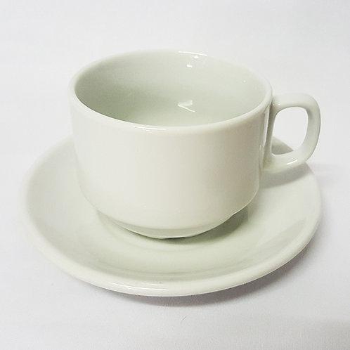 TEA CUP & PLATE