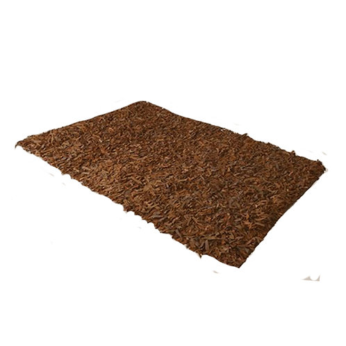 BROWN SHAGGY RUGS