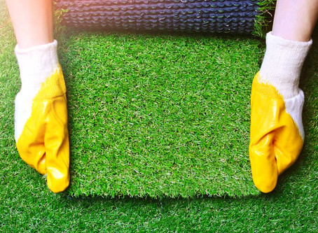 Which fake grass should you use in different areas?
