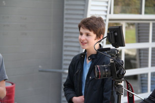 Ready for the big time — Calgary actor to lead ensemble of new TV comedy … and he's just 13 years ol