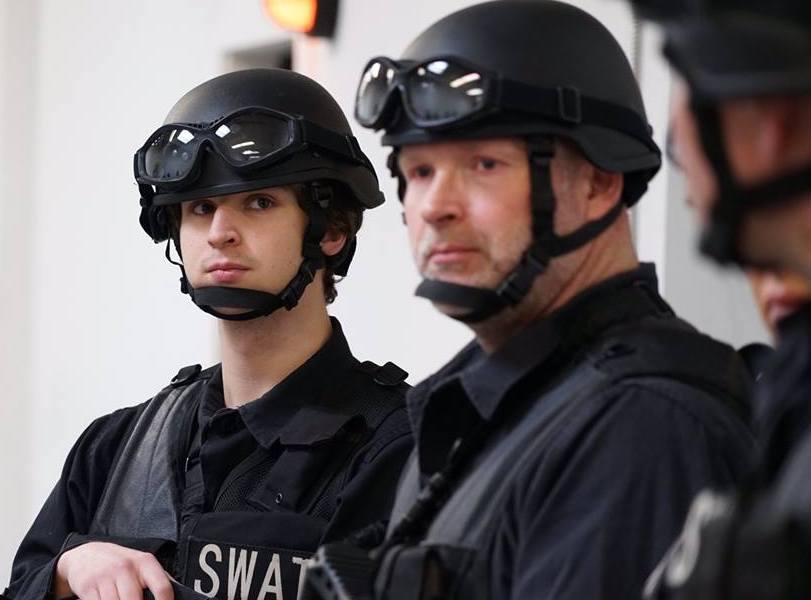 Swat Training - Shoreline Studios