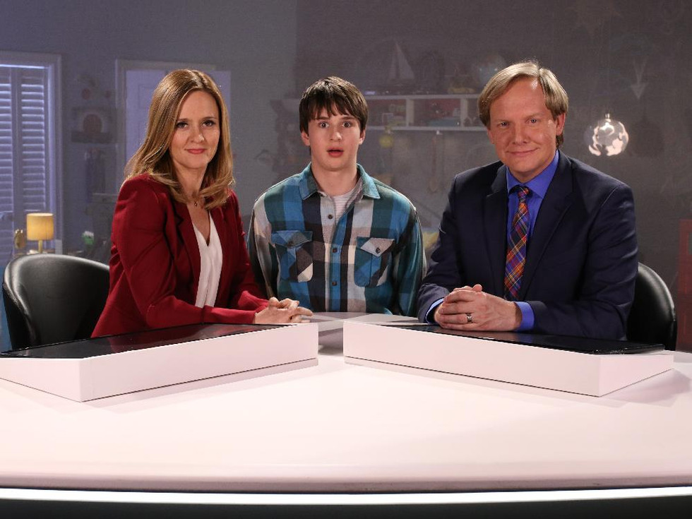 Calgary actor Grayson Gurnsey lands lead in YTV's Game On