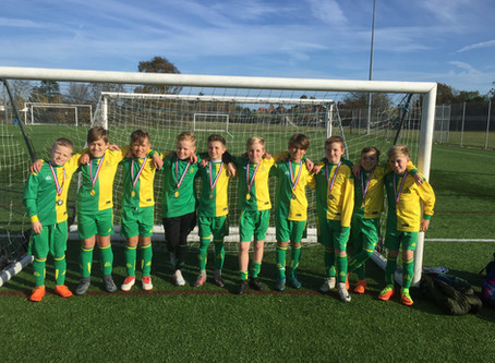 Football Success at the Colchester Finals