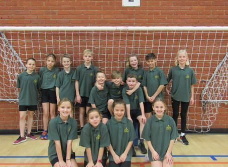 Year 5/6 Sportshall Athletics Colchester Area Finals
