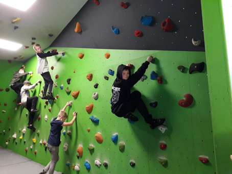 Bouldering Madness
