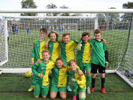 Yr 6 Football Tournament