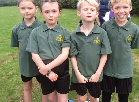 Cross Country Year 3 - 6