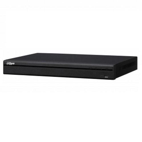 NVR, 16c, H.265/H.264, jusqu'à 12MP, 2x SATA