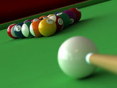 Jouer au billard au Chill-Out