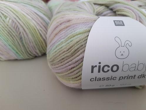 Rico Baby Classic print dk