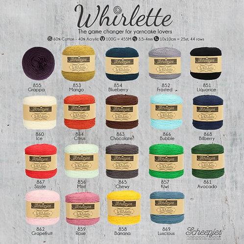 Whirlette Lot de 2