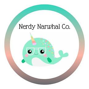 Nerdy Narwhal Logo