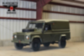 1986 Landrover Defender 110 Tithonus LHD