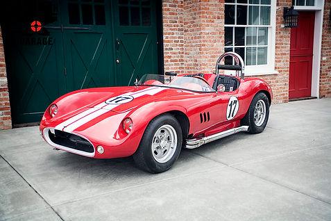 1958 Devin SS Racer
