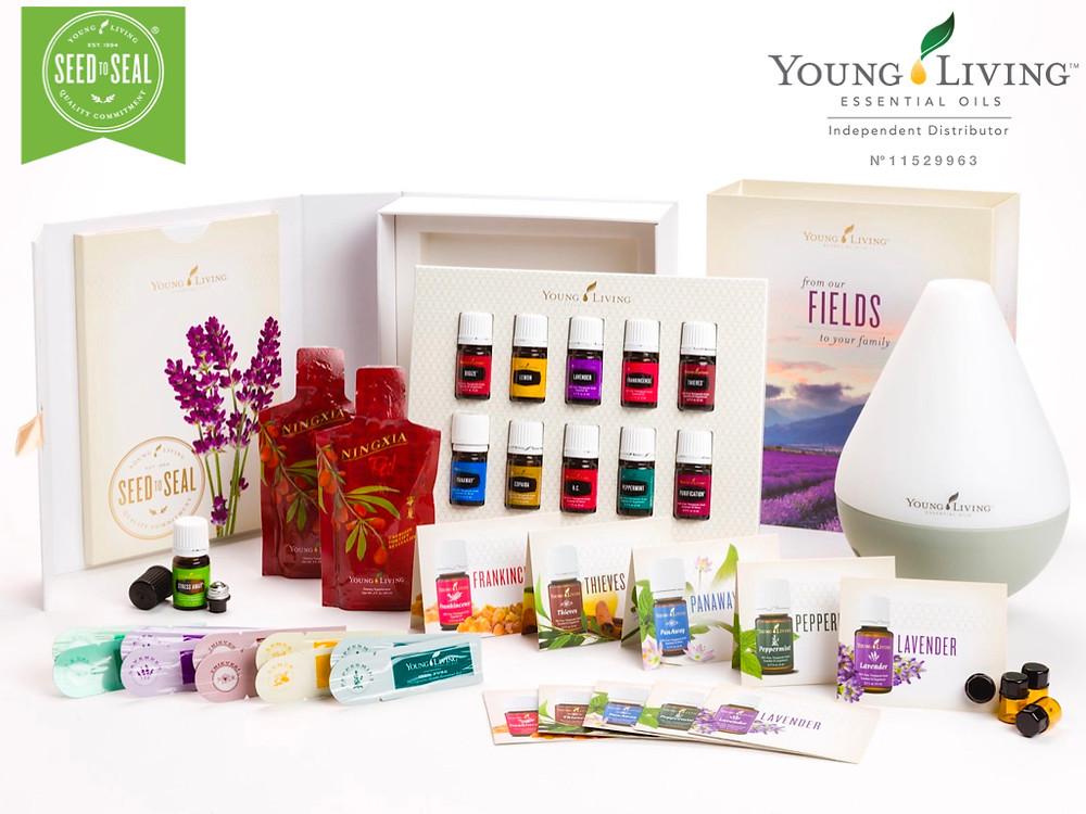 kit de inicio young living