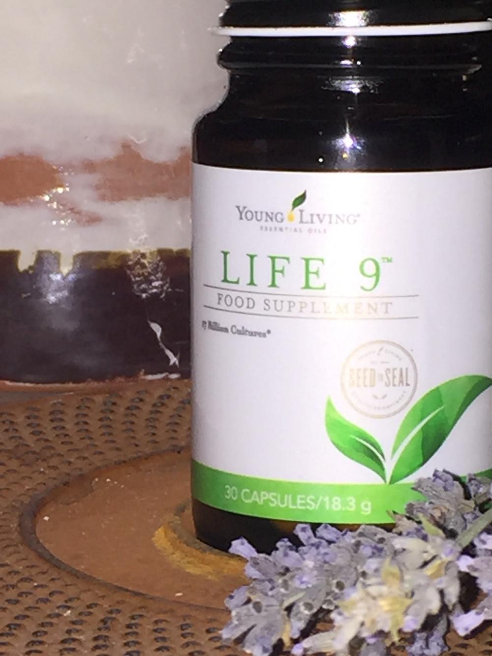 Probiótico Life 9