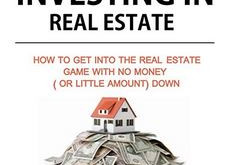 """Investing in Real Estate"" is available on Audible."
