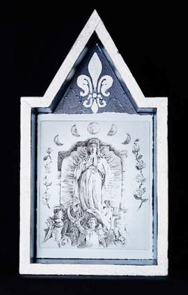 Virgin of Guadalupe at San Jose