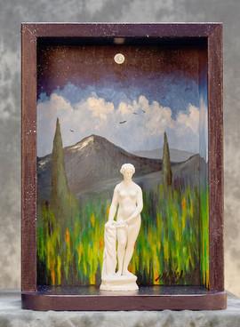 Maria Alvarado - Romanesque