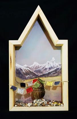 A Little Piece of Tibet