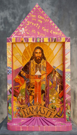 Thom Ricks - Namaste…The Christ In Me Greets The Christ In You