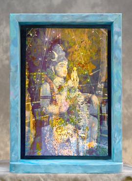 Deborah Keller-Rihn - Shiva In Thiruvannamalai
