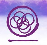 Circle Logo with Clouds Background.png