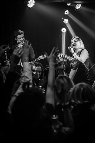 Live Fever en scène - Julien et Anaëlle