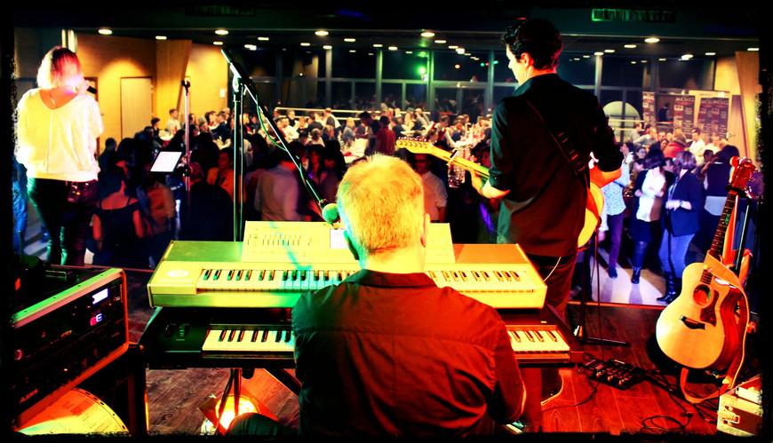 Live Fever - le Trio