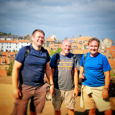 Cleveland Way Walkers