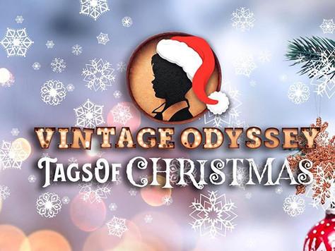 Tags Of Christmas 2018