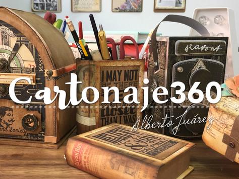 Cartonaje360 Nuevo curso online