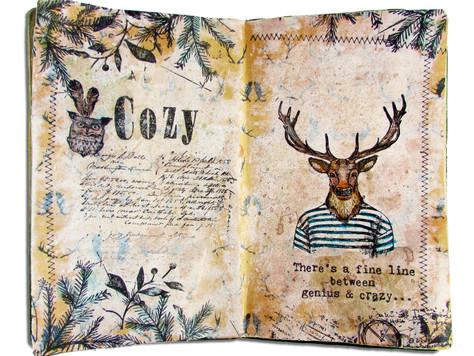 Adventure Journal - Cozy