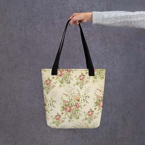 Tote bag - Memories Flowers